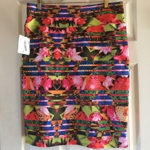 LuLaRoe Skirts - 2 NWT LULAROE Cassie Pencil Skirts SZ 2X